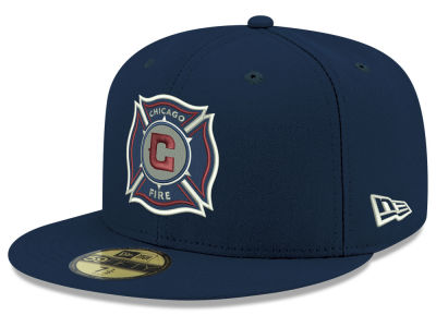 Chicago Fire New Era MLS Core 59FIFTY Cap