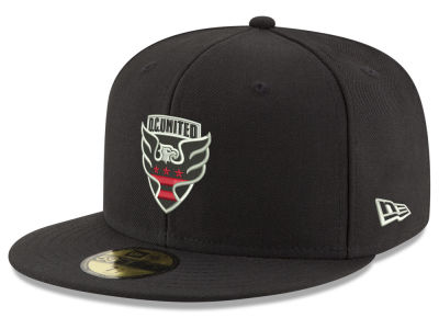 DC United New Era MLS Core 59FIFTY Cap