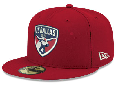 FC Dallas New Era MLS Core 59FIFTY Cap