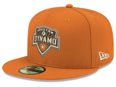 Houston Dynamo New Era MLS Core 59FIFTY Cap