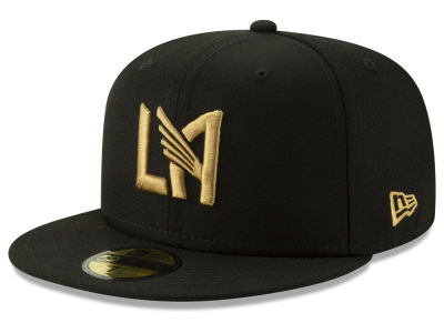 Los Angeles Football Club New Era MLS Core 59FIFTY Cap