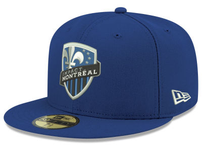 Montreal Impact New Era MLS Core 59FIFTY Cap