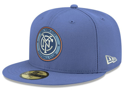 New York City FC New Era MLS Core 59FIFTY Cap