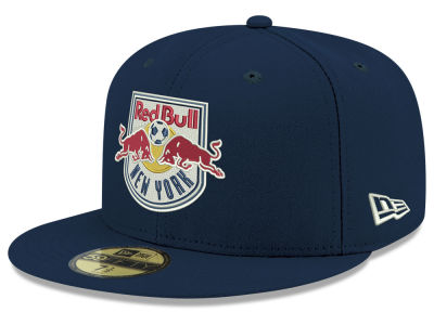 New York Red Bulls New Era MLS Core 59FIFTY Cap