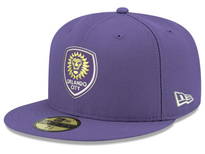 Orlando City SC New Era MLS Core 59FIFTY Cap