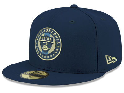 Philadelphia Union New Era MLS Core 59FIFTY Cap