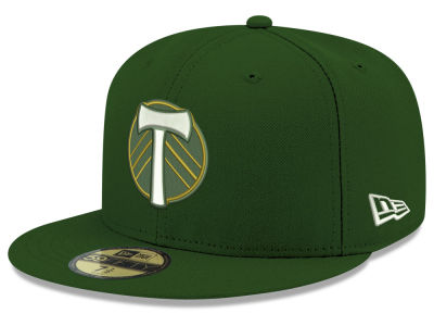 Portland Timbers New Era MLS Core 59FIFTY Cap