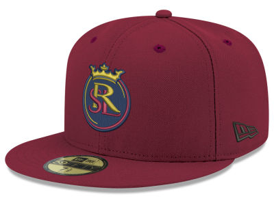 Real Salt Lake New Era MLS Core 59FIFTY Cap