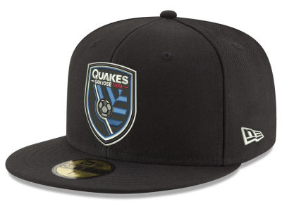 San Jose Earthquakes New Era MLS Core 59FIFTY Cap