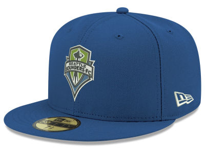 Seattle Sounders FC New Era MLS Core 59FIFTY Cap