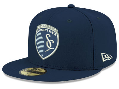 Sporting Kansas City New Era MLS Core 59FIFTY Cap