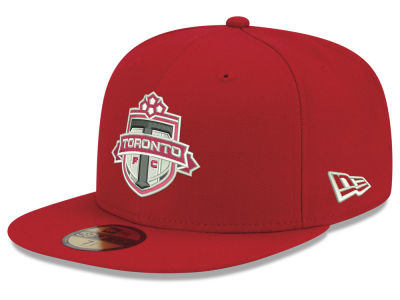 Toronto FC New Era MLS Core 59FIFTY Cap