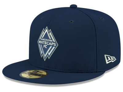 Vancouver Whitecaps FC New Era MLS Core 59FIFTY Cap