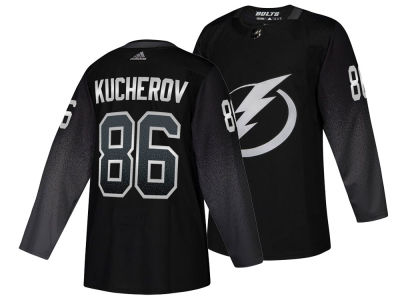 38f380b2ce5 Tampa Bay Lightning Nikita Kucherov adidas NHL Men s adizero Authentic Pro  Player Jersey