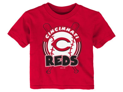 Cincinnati Reds Outerstuff MLB Toddler Fun Park T-Shirt