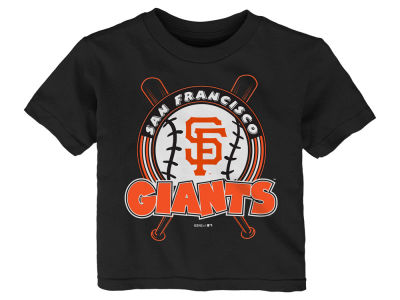 San Francisco Giants Outerstuff MLB Toddler Fun Park T-Shirt