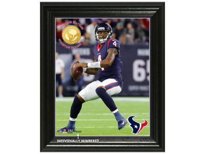 "Houston Texans Deshaun Watson  Highland Mint NFL ""Elite Series"" Minted Coin Photo Mint"