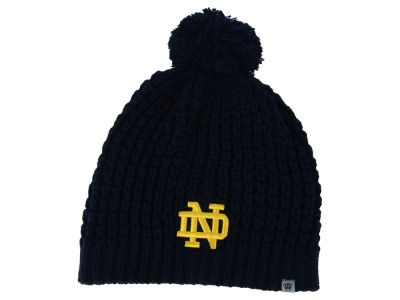 b01cd3a594e81 ... italy notre dame fighting irish top of the world ncaa womens slouch pom  knit 03d4a 86d36 ...