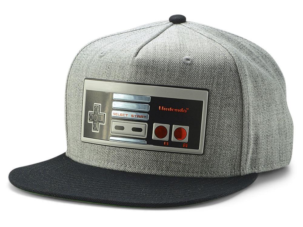 1d72417c079 Nintendo Weld Controller Snapback Cap