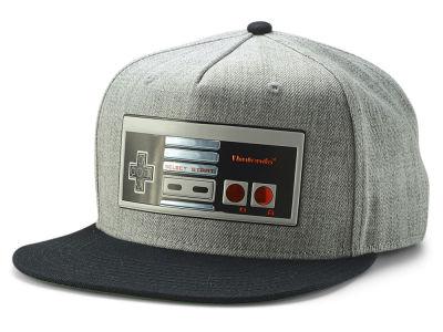 Nintendo Weld Controller Snapback Cap 6f2d79713e3a
