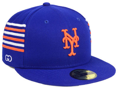 New York Mets New Era MLB Grungy Gentleman 59FIFTY Cap