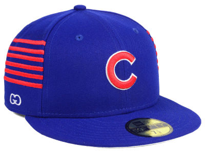 Chicago Cubs New Era MLB Grungy Gentleman 59FIFTY Cap