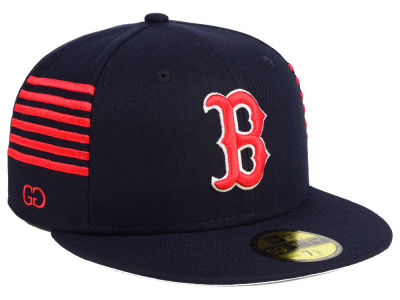 Boston Red Sox New Era MLB Grungy Gentleman 59FIFTY Cap
