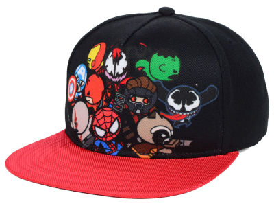 Marvel Kawaii Snapback Cap