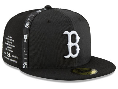 Boston Red Sox New Era MLB Inside Out 59FIFTY Cap