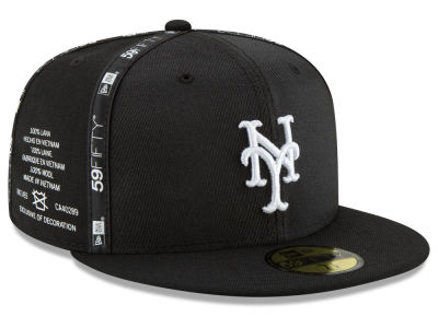 New York Mets New Era MLB Inside Out 59FIFTY Cap