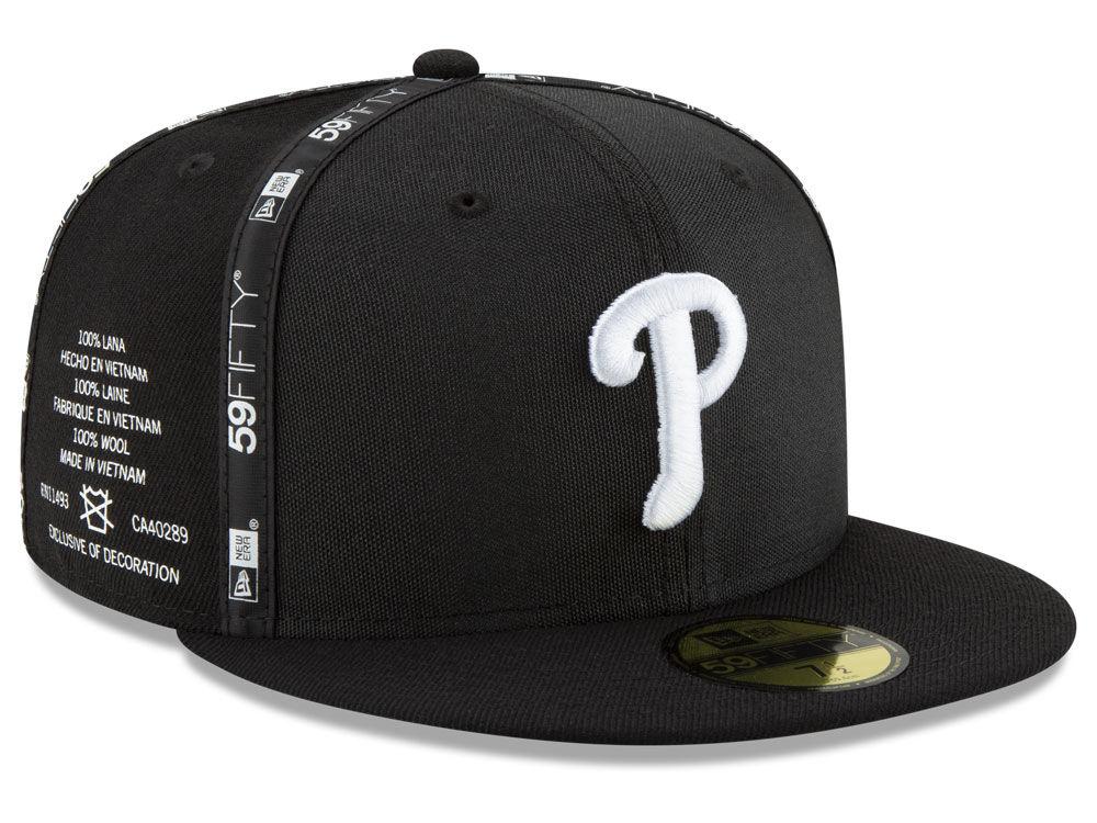 Philadelphia Phillies New Era MLB Inside Out 59FIFTY Cap  95d63f5f9