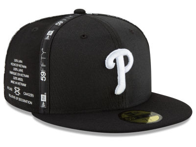 8f57df95c04 Philadelphia Phillies New Era MLB Inside Out 59FIFTY Cap