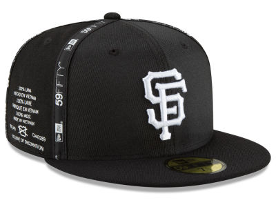 San Francisco Giants New Era MLB Inside Out 59FIFTY Cap