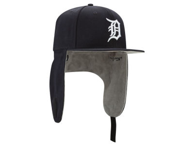 Detroit Tigers New Era MLB Team Color Dogear 59FIFTY Cap