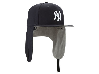 super popular 372eb 9f4e9 New York Yankees New Era MLB Team Color Dogear 59FIFTY Cap