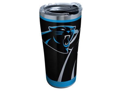 Carolina Panthers Tervis 20oz NFL Rush Stainless Steel Tumbler