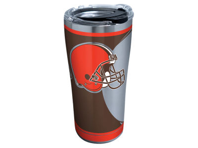 Cleveland Browns Tervis 20oz NFL Rush Stainless Steel Tumbler