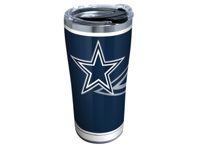 Dallas Cowboys Tervis 20oz NFL Rush Stainless Steel Tumbler