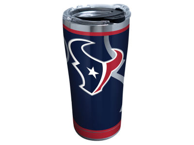 Houston Texans Tervis 20oz NFL Rush Stainless Steel Tumbler