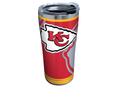 Kansas City Chiefs Tervis 20oz NFL Rush Stainless Steel Tumbler