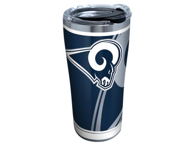 Los Angeles Rams Tervis 20oz NFL Rush Stainless Steel Tumbler