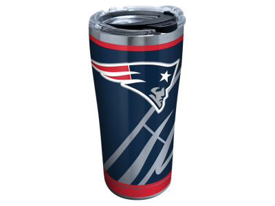 New England Patriots Tervis 20oz NFL Rush Stainless Steel Tumbler