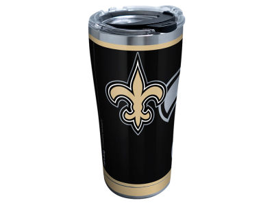 New Orleans Saints Tervis 20oz NFL Rush Stainless Steel Tumbler
