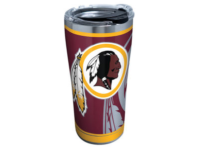Washington Redskins Tervis 20oz NFL Rush Stainless Steel Tumbler