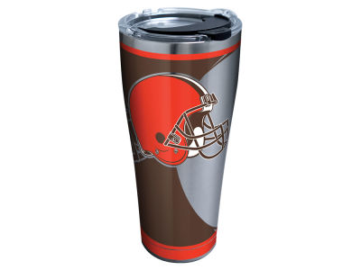 Cleveland Browns Tervis 30oz NFL Rush Stainless Steel Tumbler