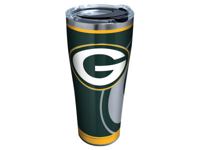 Green Bay Packers Tervis 30oz NFL Rush Stainless Steel Tumbler
