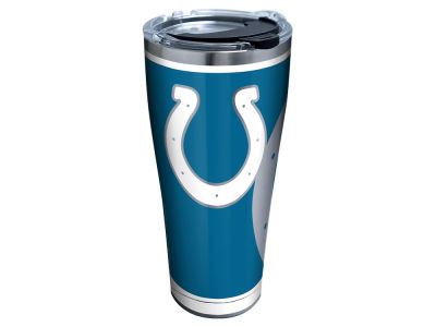 Indianapolis Colts Tervis 30oz NFL Rush Stainless Steel Tumbler