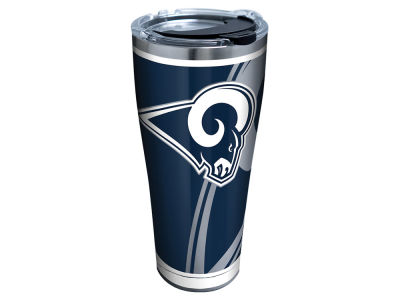 Los Angeles Rams Tervis 30oz NFL Rush Stainless Steel Tumbler