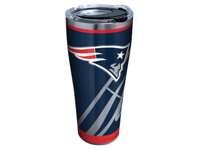New England Patriots Tervis 30oz NFL Rush Stainless Steel Tumbler