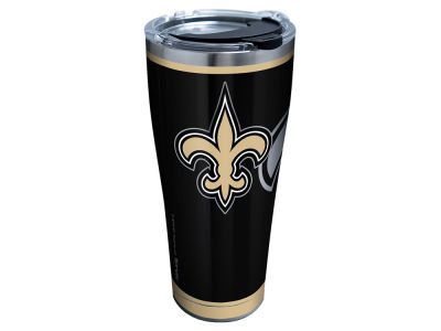 New Orleans Saints Tervis 30oz NFL Rush Stainless Steel Tumbler